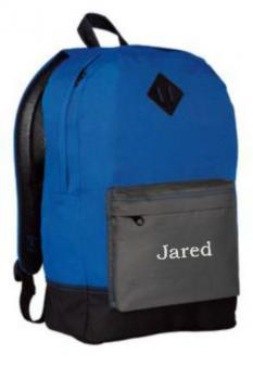 Personalized Retro Backpacks