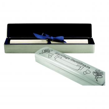 Marriage Certificate Holder