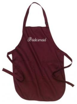 Bridesmaid Apron