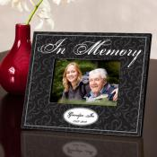 In Memory Picture Frame